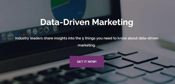 Data-Driven Marketing Guide