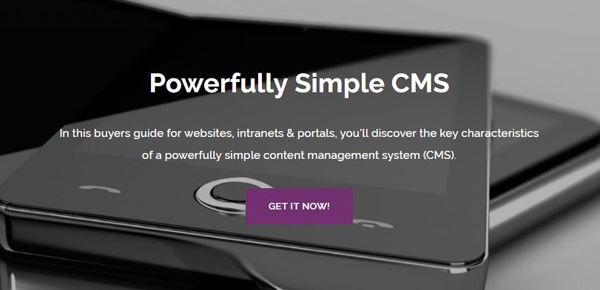 Powerfully Simple CMS Guide