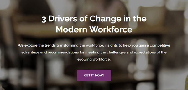 3 Drivers of Change in the Modern Workforce Guide