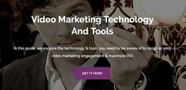 Video Marketing and Technology Tools Guide