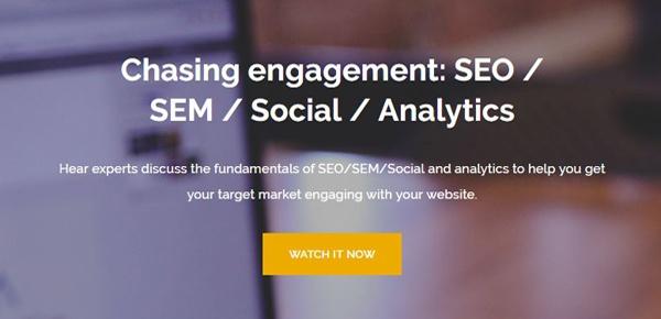 Chasing Engagement Webinar